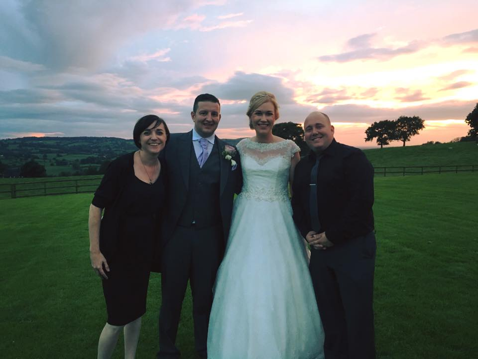 Wedding Music at Heaton House Farm
