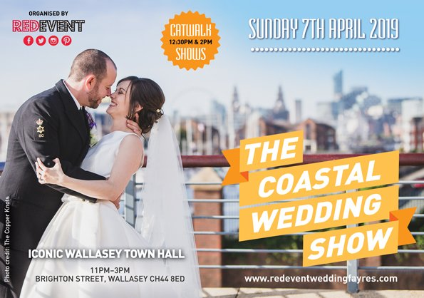 Red Events Wedding fair costal wedding show